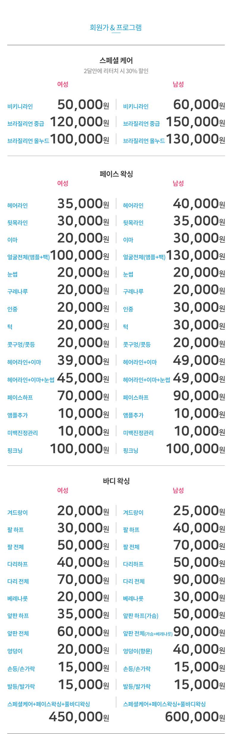 청주왁싱_청주_서원구_사창동_충북대_에비수왁싱_업체가격