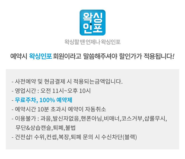 강남왁싱_서울_강남구_논현동_신논현역_포인트왁싱_업체설명