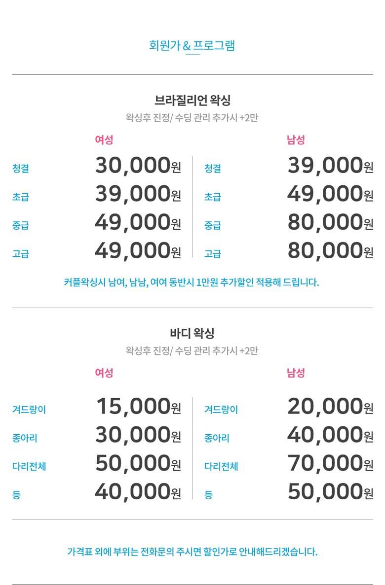 강남왁싱_서울_강남구_역삼동_신논현역_로라왁싱_업체가격